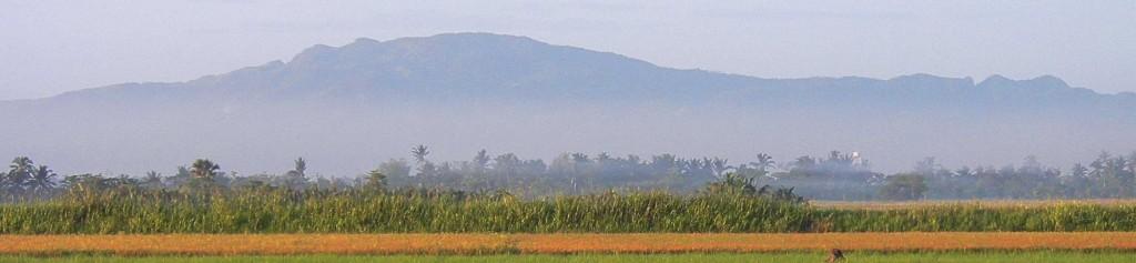 Mountains near Casuray