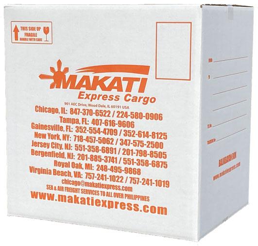 Makati Express Jumbo Box